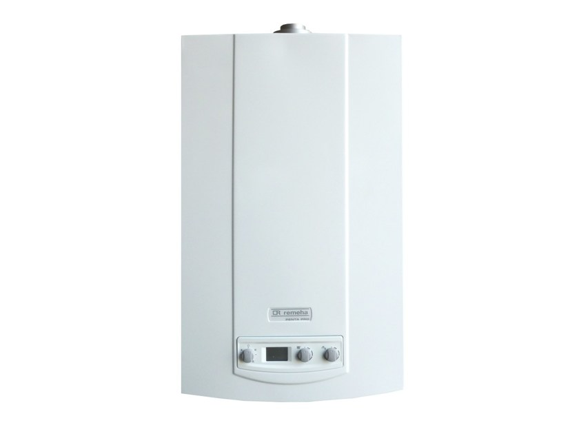 Electric wall-mounted boiler REMEHA PENTA PRO - REVIS