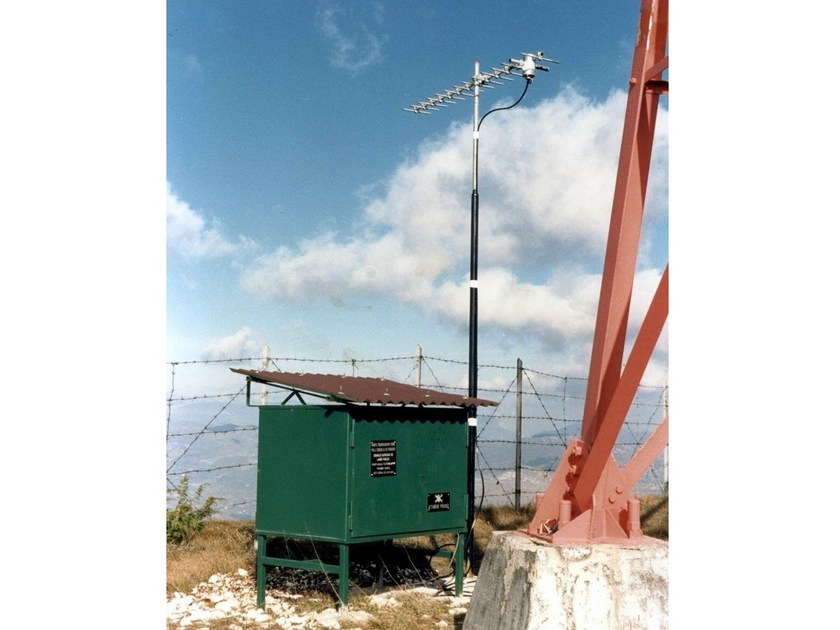 Instrumentation for geognostic investigation TERRITORIAL SEISMIC MONITORING by Mae