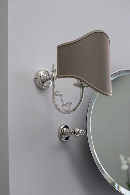 Classic style bathroom wall lamp RETRO STYLE ACCESSORIES | Classic style bathroom wall lamp by BLEU PROVENCE