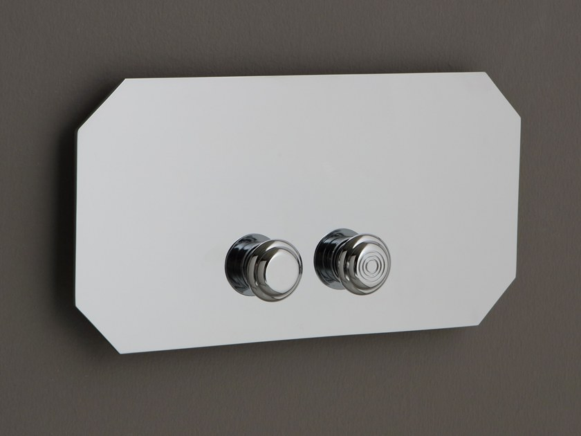 Classic style flush plate RETRO STYLE ACCESSORIES | Classic style flush plate - BLEU PROVENCE