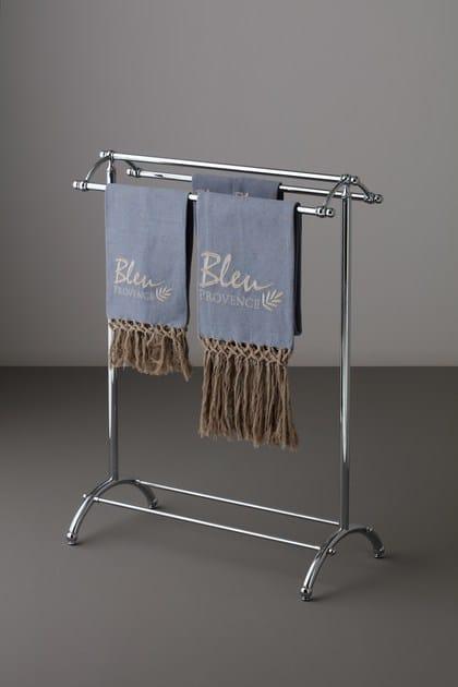 Standing towel rack RETRO STYLE ACCESSORIES | Standing towel rack - BLEU PROVENCE