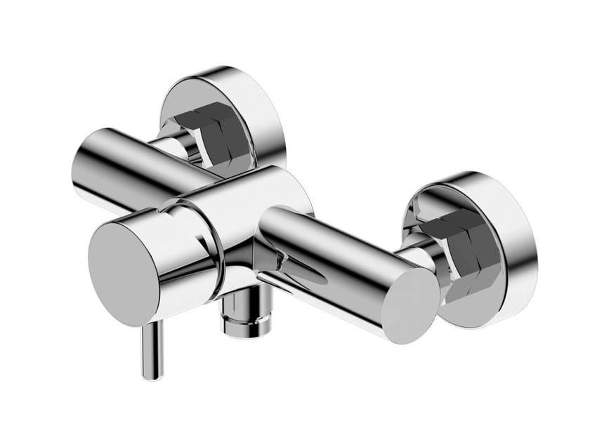 Single handle shower mixer REVERSO | Shower mixer - RUBINETTERIE RITMONIO
