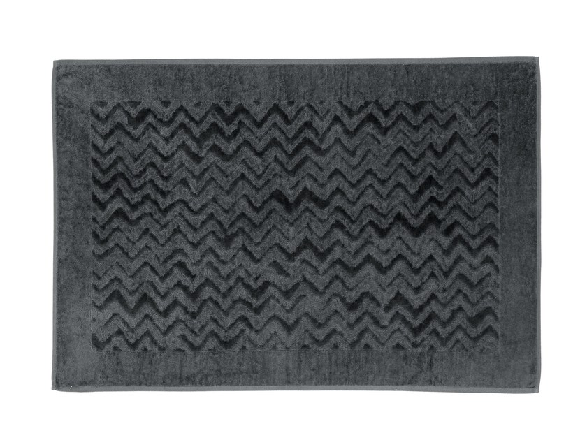 Rectangular bath mat REX | Bath mat by MissoniHome