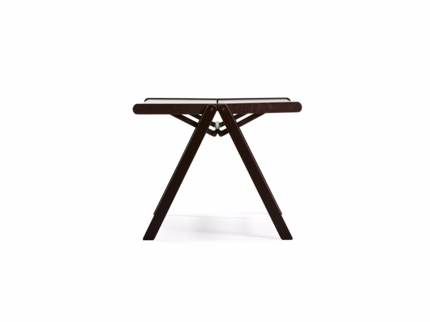 Folding wooden coffee table REX COFFEE TABLE by Rex Kralj
