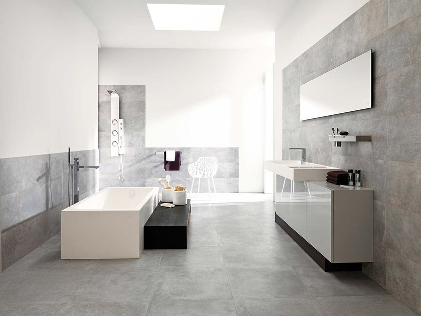 Indoor ceramic wall tiles RHIN | Ceramic wall tiles - Venis