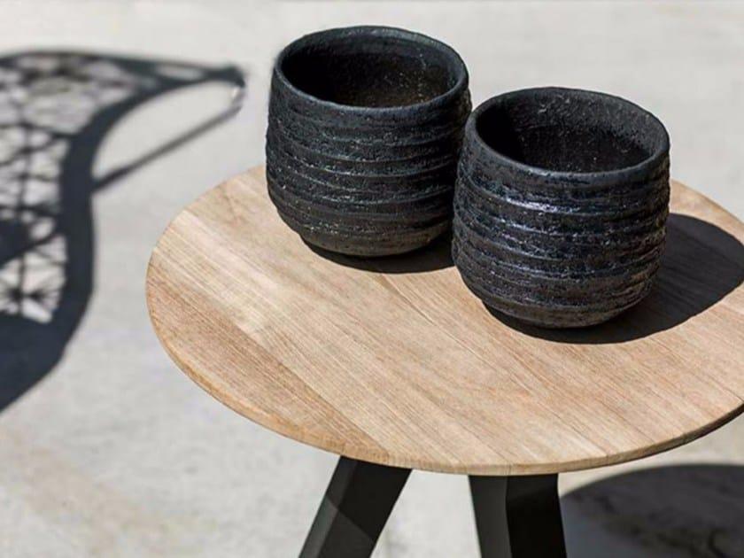 Terracotta vase RHODOS - Domani