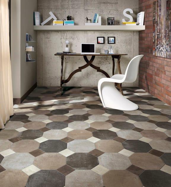 Riabita il cotto flooring by cir - Piastrelle cir catalogo ...