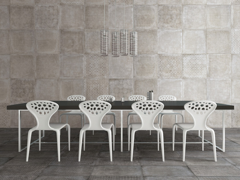 Glazed stoneware wall tiles RIABITA IL COTTO | Wall tiles - Serenissima