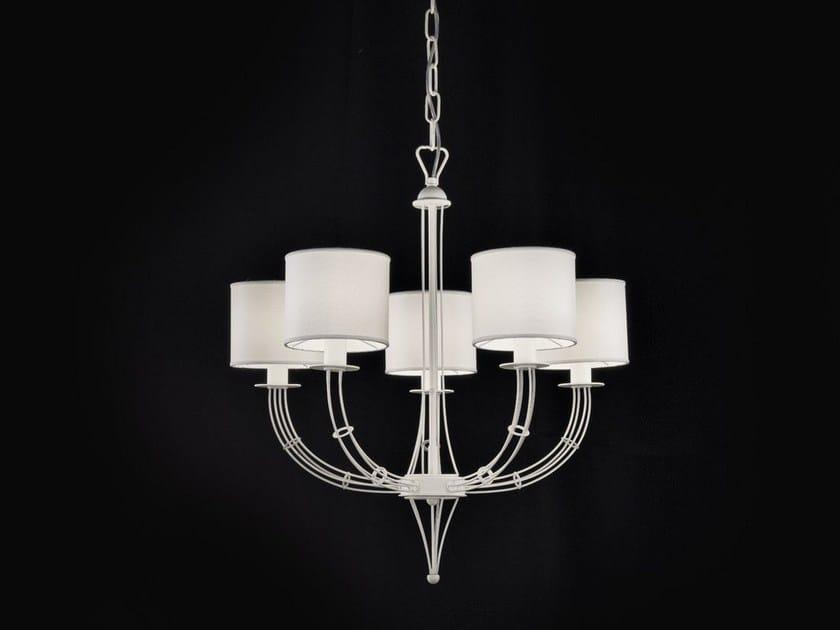 Indirect light pendant lamp RIALTO Ø 65 | Indirect light pendant lamp - Metal Lux di Baccega R. & C.