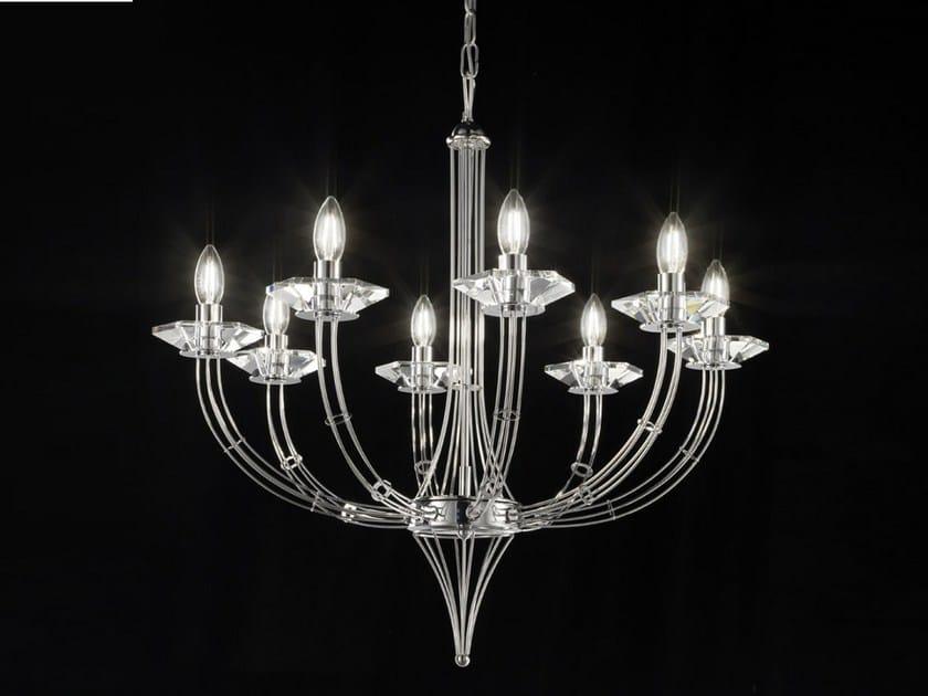 Direct light pendant lamp RIALTO Ø 75 | Pendant lamp - Metal Lux di Baccega R. & C.