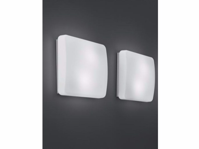 Glass wall lamp RIALTO | Wall lamp - Ailati Lights