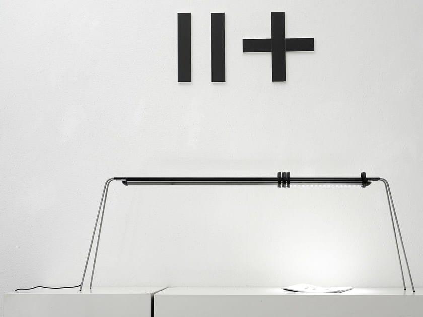 Powder coated aluminium table lamp RIMA - PREMIUM EDITION by Holy Trinity