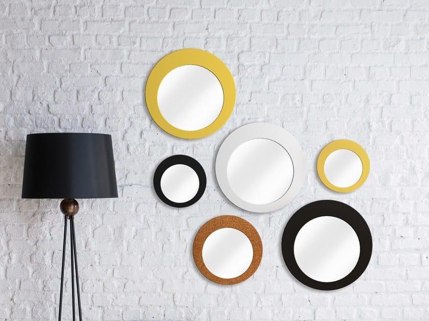Framed mirror RING - AMA Design