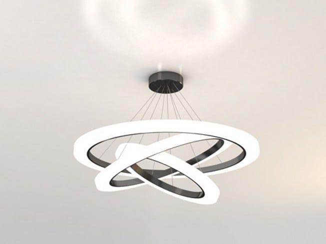 Pendant lamp RING - Neonny