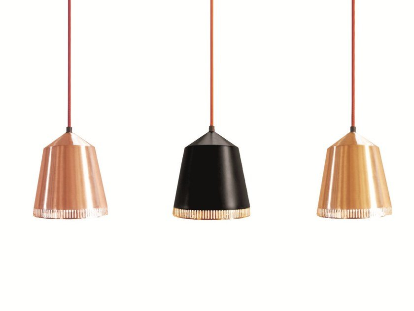 Metal pendant lamp RIO | Pendant lamp - Dare Studio