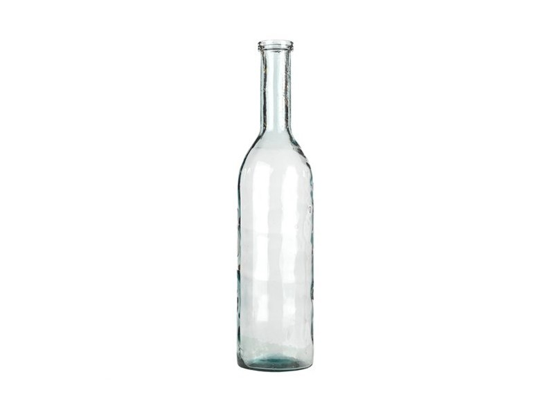 Recycled glass candle holder RIOJA CLEAR - Pols Potten