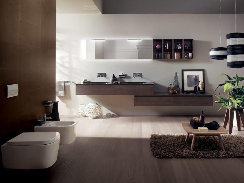 Arredo bagno completo RIVO - Scavolini Bathrooms