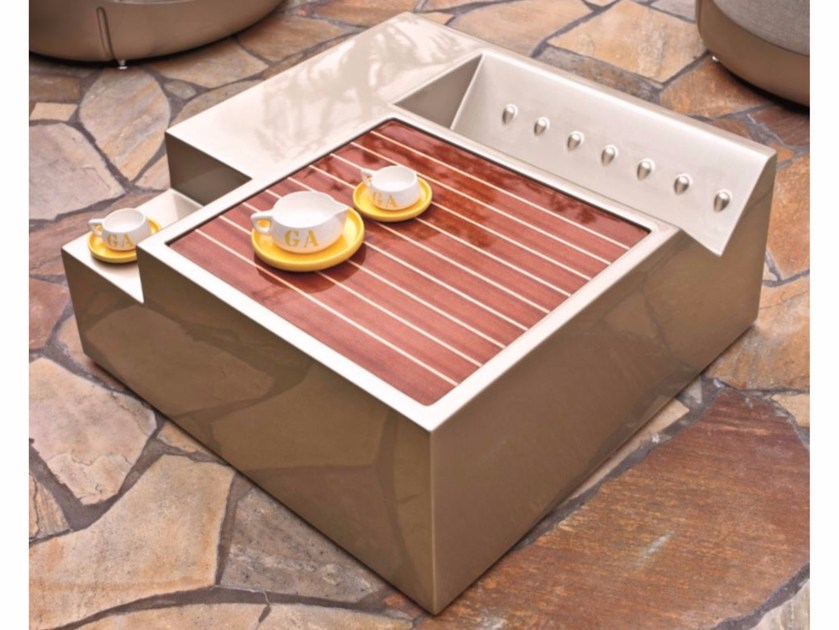 Coffee table ROADSTER - Fratelli Longhi