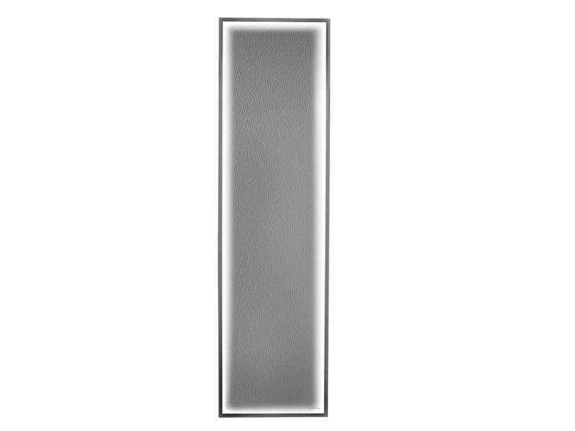 Olycale® radiator / decorative radiator ROC LED UNIS by Cinier