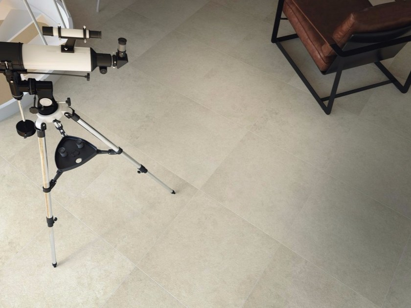 Wall/floor tiles with stone effect ROCK CREAM - FMG Fabbrica Marmi e Graniti