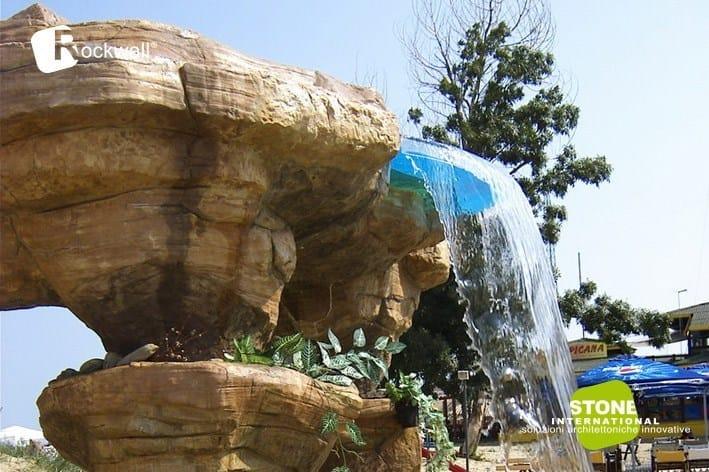 Malta cementizia per rocce artificiali rockwall stone international - Stone international ...