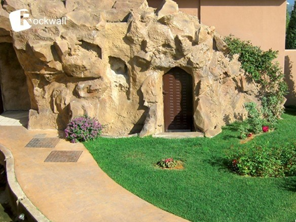 Artificial stone finish ROCKWALL® - Stone International