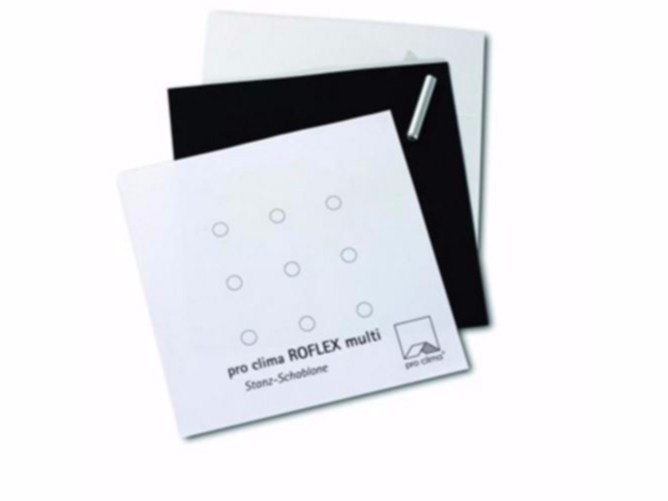 Thermal insulation for HVAC pipe ROFLEX 20 MULTI - pro clima®
