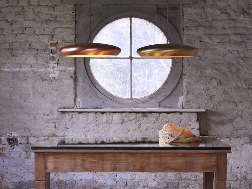Metal pendant lamp ROMANCE by Hind Rabii