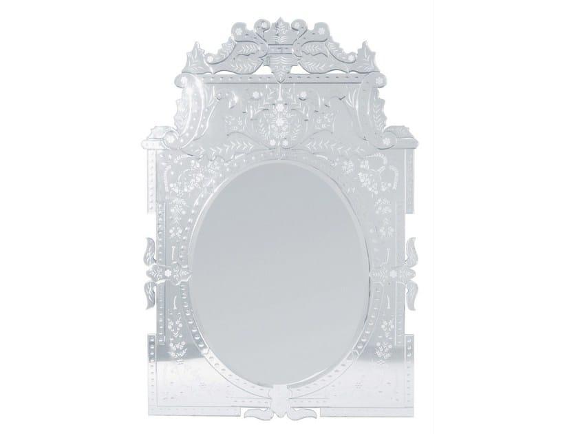 Wall-mounted mirror ROMANTICO - KARE-DESIGN