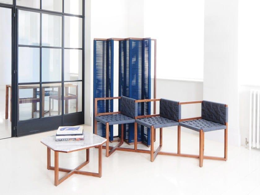 Fabric room divider ROOM DIVIDER by Efasma