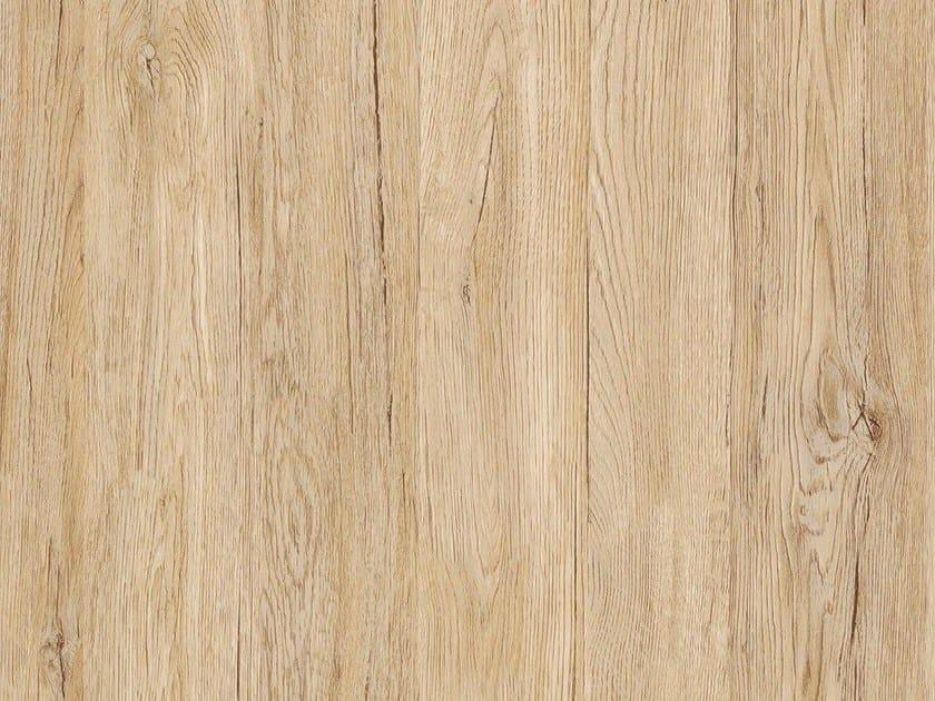 Self adhesive PVC furniture foil with wood effect ROPE RUSTIC OAK - Artesive