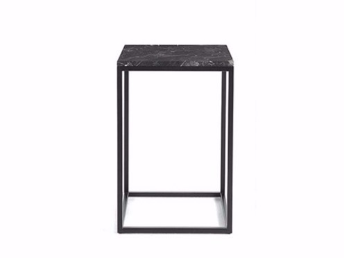 Tavolino quadrato in marmo ROSS | Tavolino quadrato - Gianfranco Ferré Home