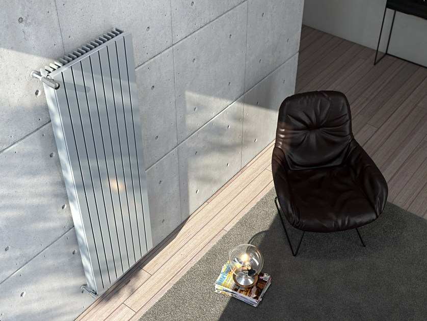 Wall-mounted panel radiator ROSY MAX by CORDIVARI