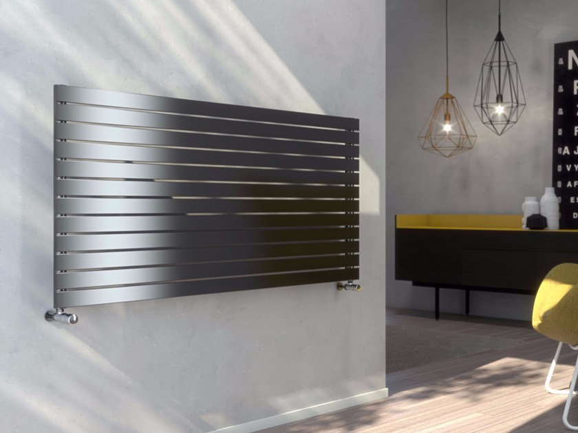 Hot-water carbon steel radiator ROSY OR - CORDIVARI