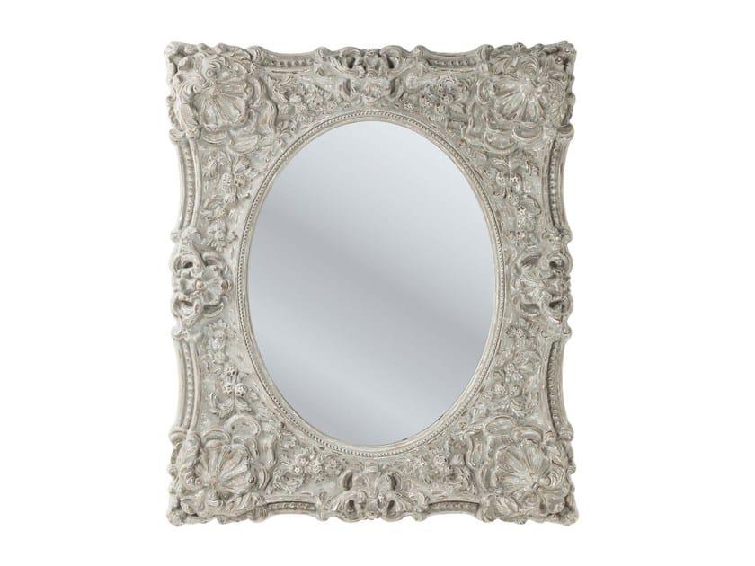 Specchio rettangolare a parete con cornice ROYAL - KARE-DESIGN