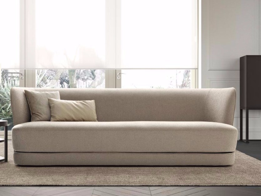 Fabric sofa with removable cover ROYALE | Sofa - Casamilano