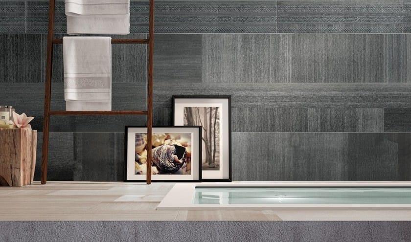 Wall/floor tiles RUG JETBLACK - CERAMICA FONDOVALLE