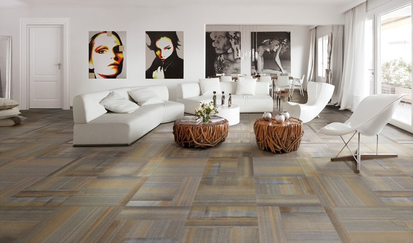 Wall/floor tiles RUG PARTY - CERAMICA FONDOVALLE