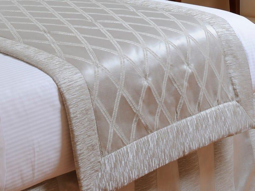Copriletto in tessuto runner e copriletti liuni - Tessuto per copriletto ...
