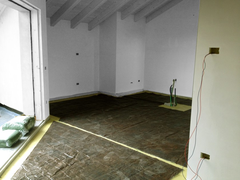 Radiant floor panel Mat by Thermoeasy