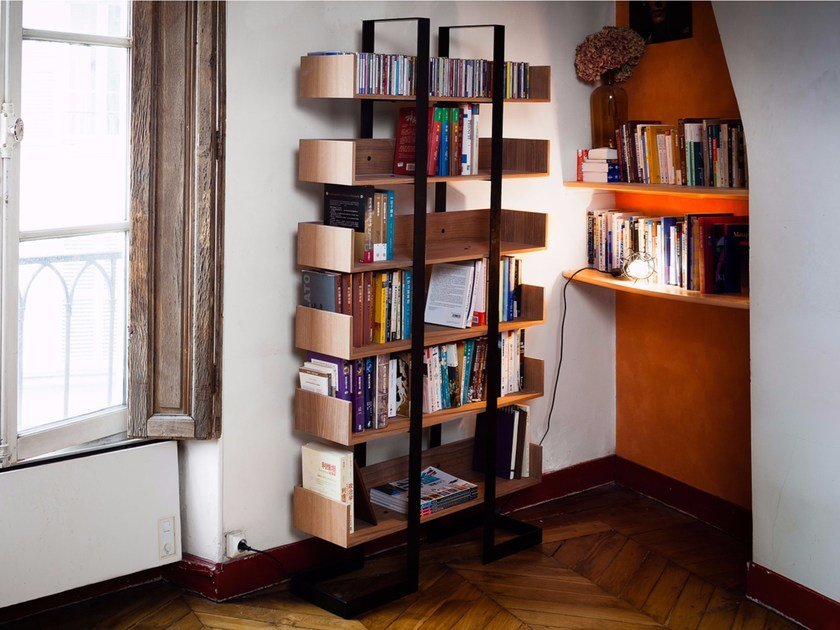 s verin 3 libreria by alex de rouvray design. Black Bedroom Furniture Sets. Home Design Ideas
