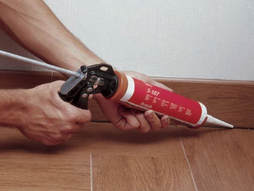 Silicone sealant S-107 by Butech
