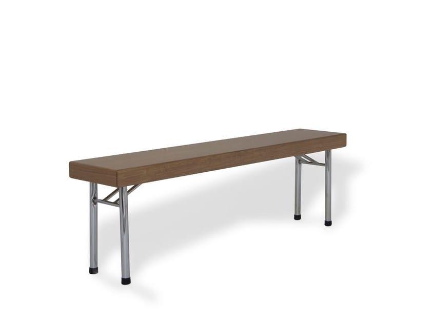 Wooden bench S 319 | Bench - WILDE+SPIETH Designmöbel