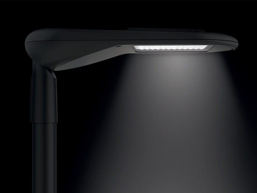 LED aluminium street lamp S1/S2 by LANZINI