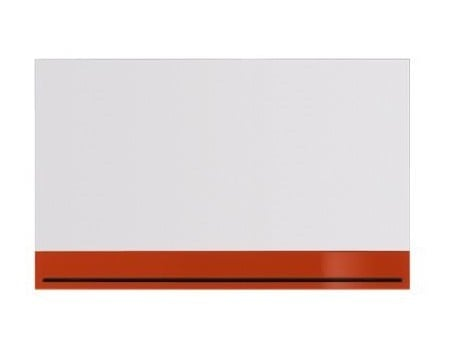 Rectangular wall-mounted bathroom mirror S031   Mirror - INDA®