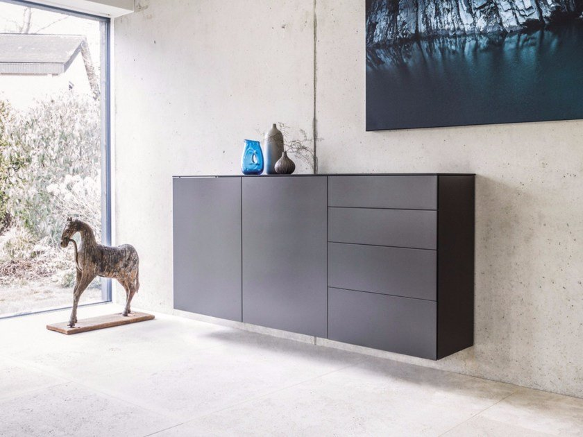 Suspended sideboard with drawers S7 | Sideboard - Schönbuch
