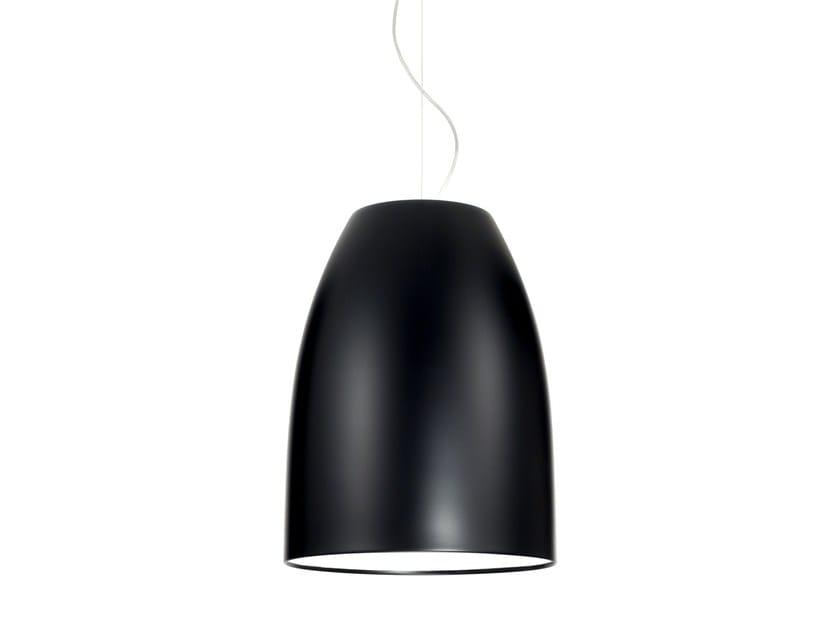 Direct light metal pendant lamp SABA | Pendant lamp by IDL EXPORT