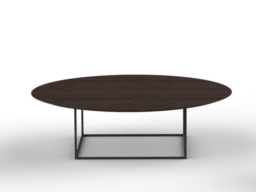 Tavolino in rovere da salotto SABI   Tavolino in rovere - Désirée