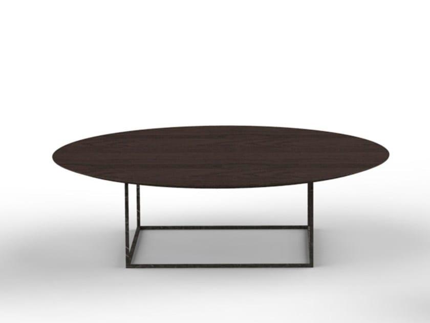 Oak coffee table for living room SABI | Oak coffee table - Désirée