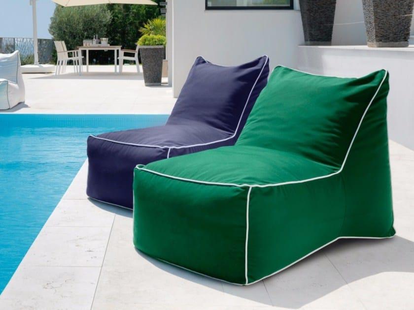 Sunbrella® bean bag SACCO | Armchair by Talenti